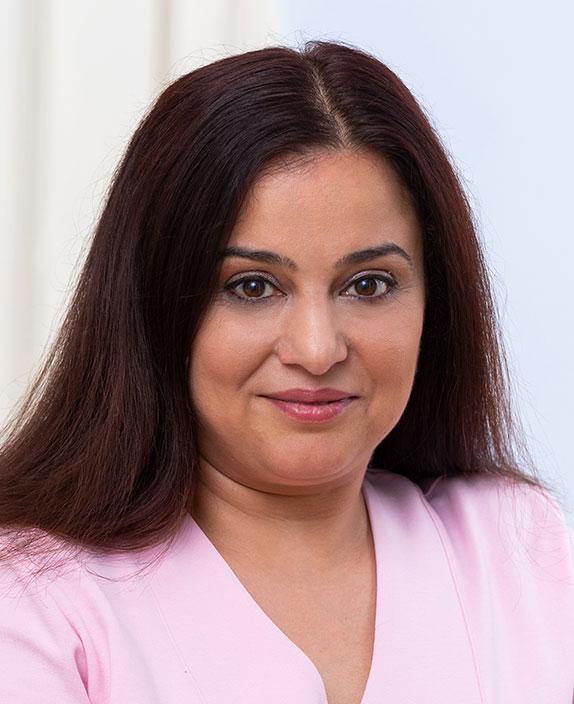 Mürüvet Yayla, Medizinische Fachangestellte, Praxis für Hämatologie und Onkologie