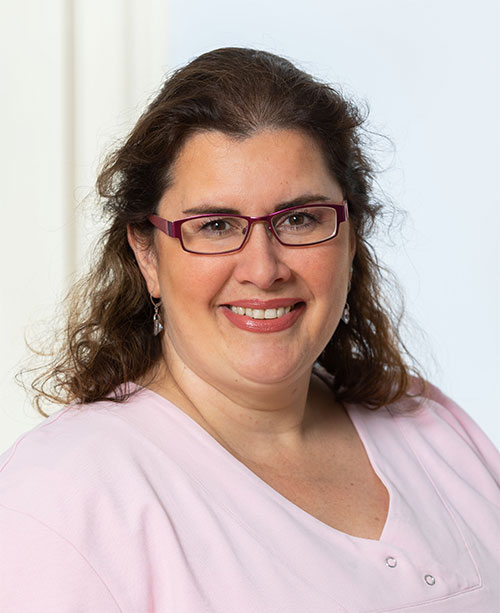 Elisabete d. S. Marques, Medizinische Fachangestellte, Praxis Dr. Simon