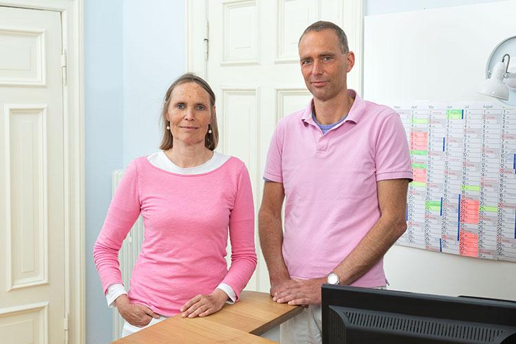 Fachärzte für Onkologie und Hämatologie Dr Jan Philipp Simon und Dr Dagmar Hermes