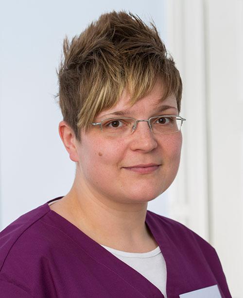 Tanja Dahler, Medizinische Fachangestellte, Praxis am Stadtpark